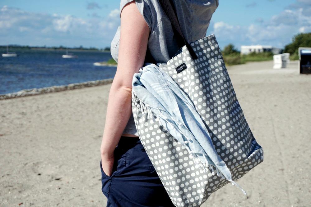 Aspegren Denmark: Die perfekte Strandtasche