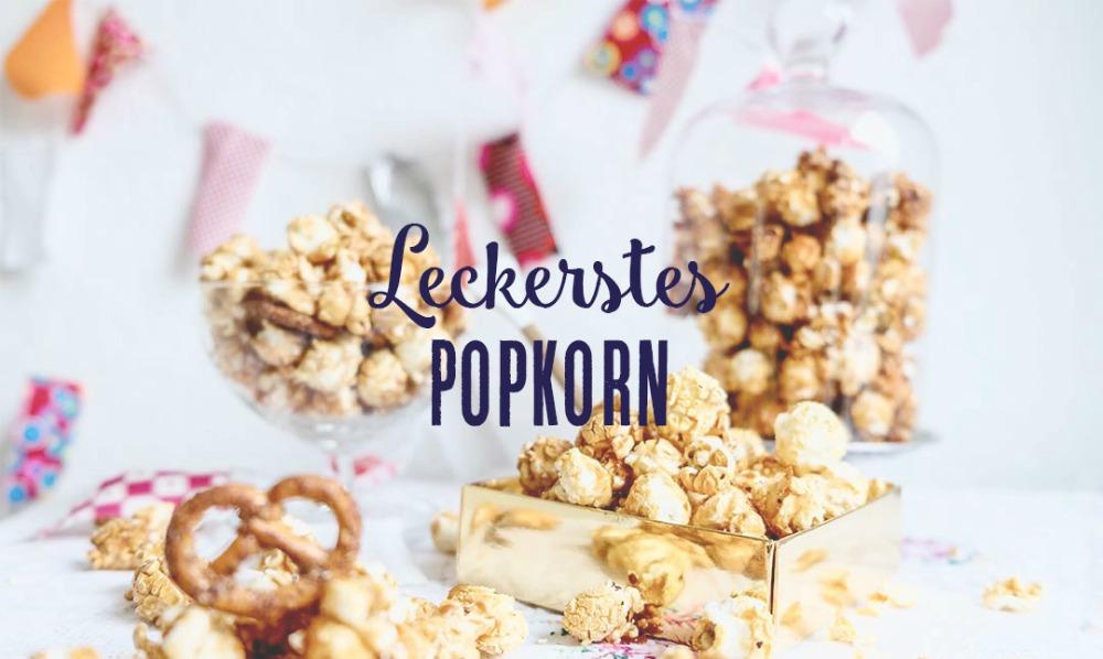 Jetzt knallt's: Handgemachtes Popcorn aus Berlin