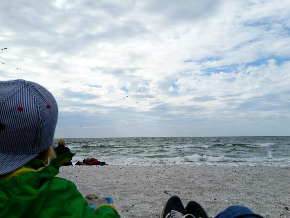 Schlechtwetterplan für deinen Strandurlaub