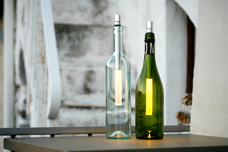 Bottle Light Flaschenlampe - Zauberhaftes Ambiente gegen den Sommerblues