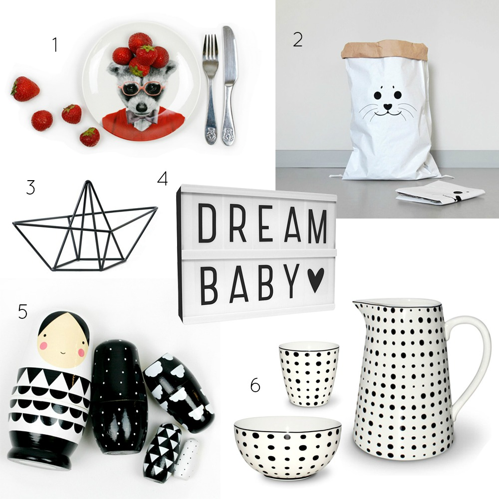 Black and White at it's best - designupdate Shop