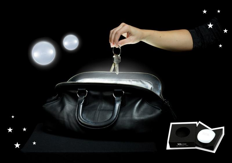 Stylische Weihnachtsgeschenke für Frauen - Das SOI Handtaschenlicht
