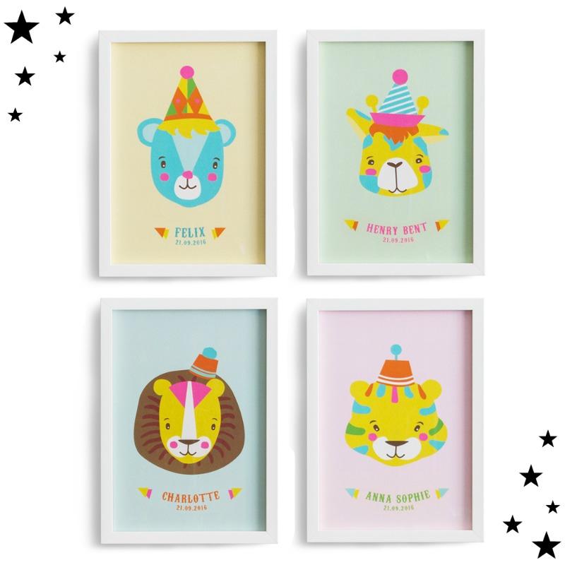 Tierische Adventszeit - Die Drucke von Moola Papergoods & Gifts