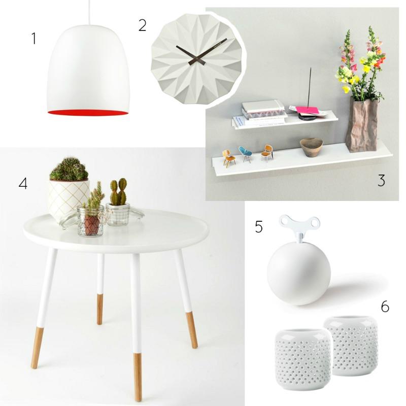 Wintertrendfarbe Weiß im designupdate-Shop
