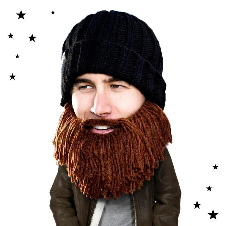 Coole Weihnachtsgeschenke für Männer - Bartmütze Vagabond