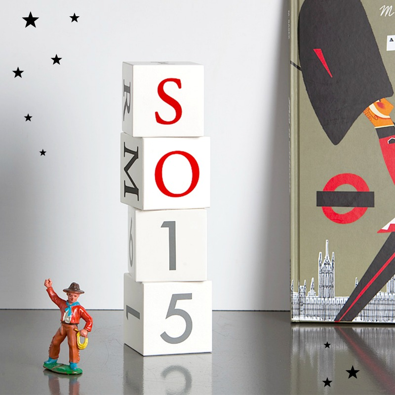 Coole Weihnachtsgeschenke für Männer - Würfelkalender UPTODATE