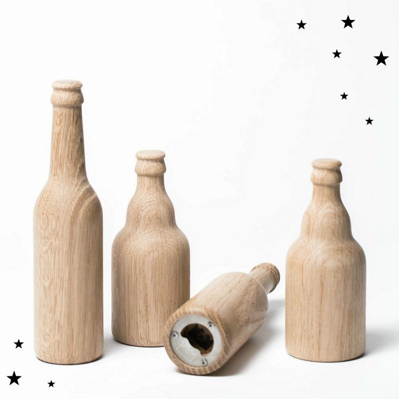 Coole Weihnachtsgeschenke für Männer - STUBBY Flaschenöffner