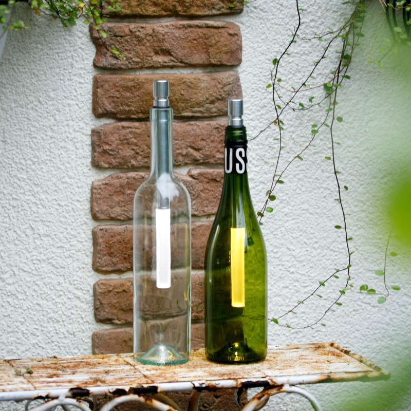 Bottle Light Flaschenlampe - Romantik 2 go!