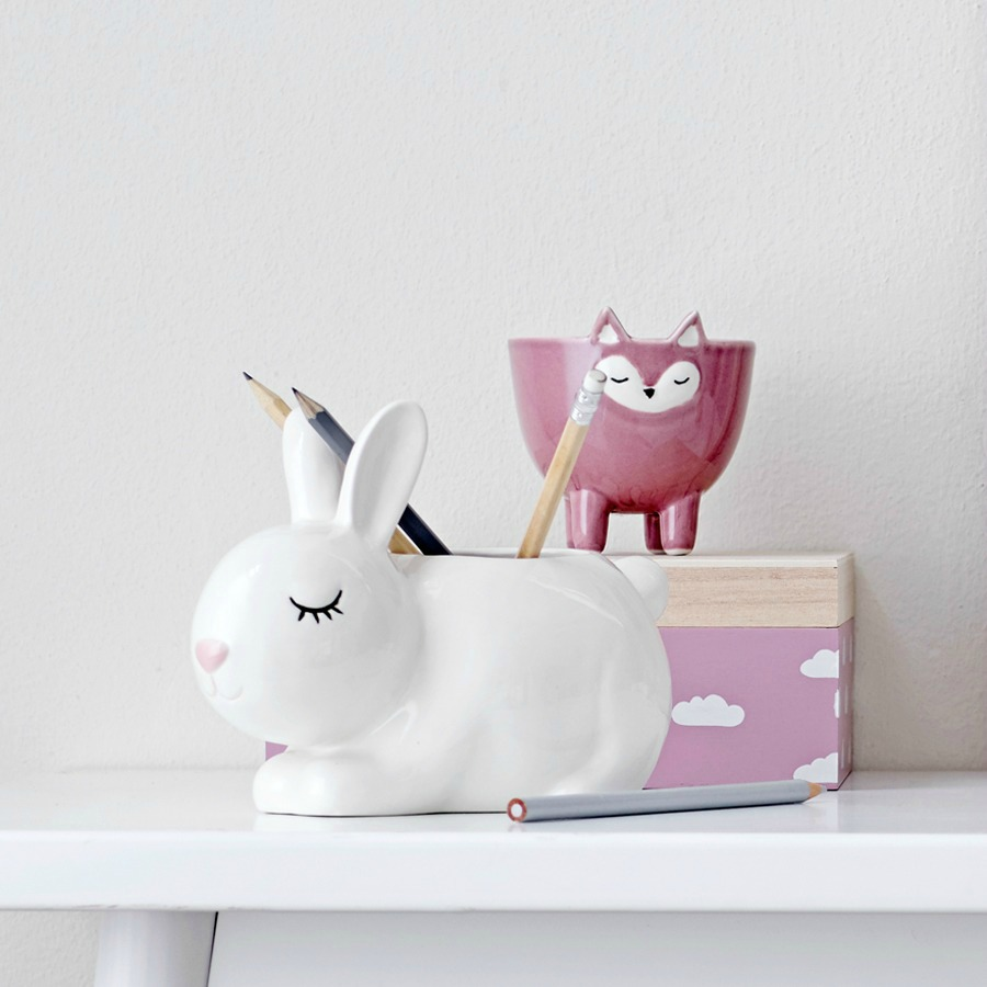 Keramiktopf Hase von Bloomingville – designupdate Shop