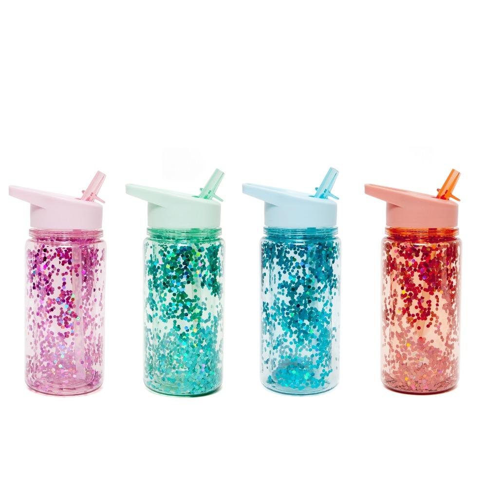 Glitzer Trinkflaschen von Petit Monkey – designupdate Shop