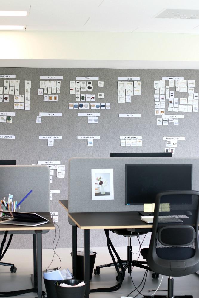 Das schöne neue Büro des Designteams von Hübsch Interior