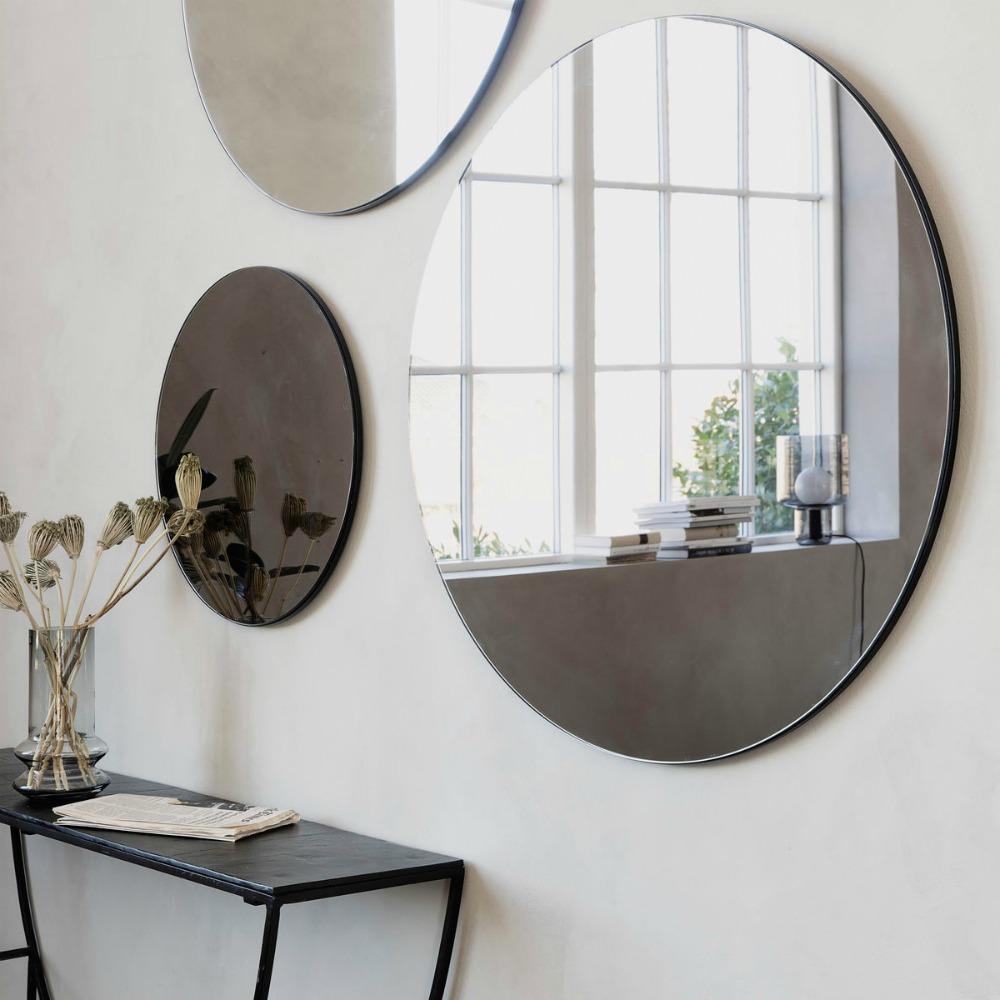 Walls runde Wandspiegel von House Doctor